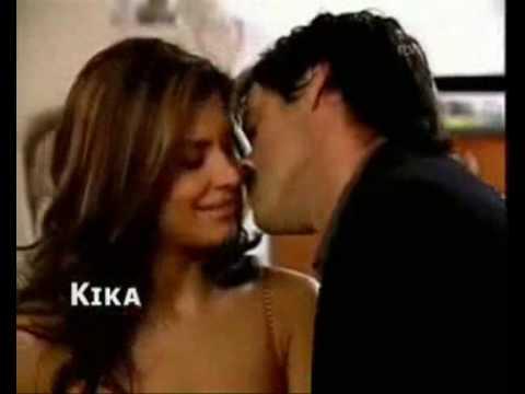 ANDREA MONTENEGRO en varias telenovelas