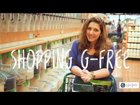 BEST Gluten-Free Shopping Tips!