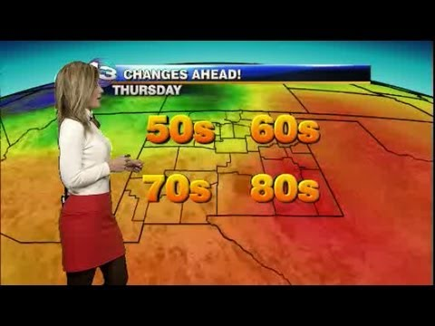 Kristen Van Dyke's Noon Weathercast
