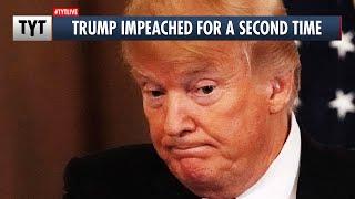Donald Trump Impeached...AGAIN