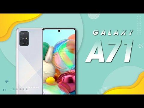 Samsung A71 mặn mà hay mặn chát?