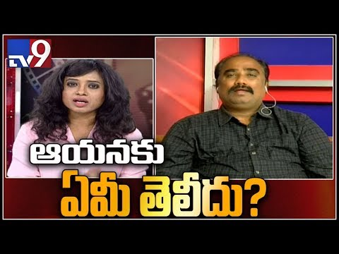 Tirupati fan club Madhu Babu reacts on Naga Babu & Balakrishna controversy - TV9
