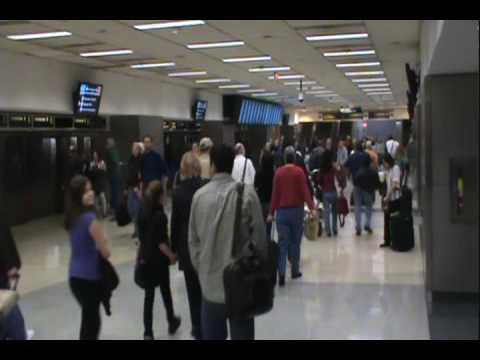 The Plane Train at Hartsfield-Jackson Atlanta International Airport