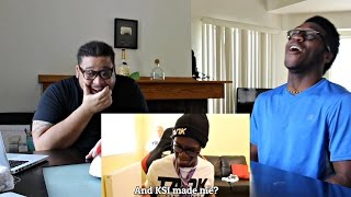I GET ROASTED!!! (Diss Track) REACTION!!!