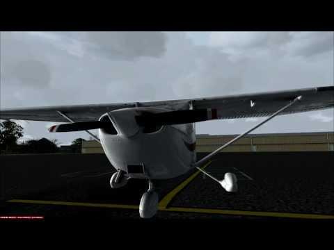 FULLY LOADED FSX CESSNA - PILOT EDGE!