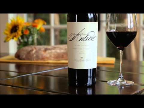 Antica Napa Valley 2012 Townsend Vineyard Cabernet Sauvignon - YouTube