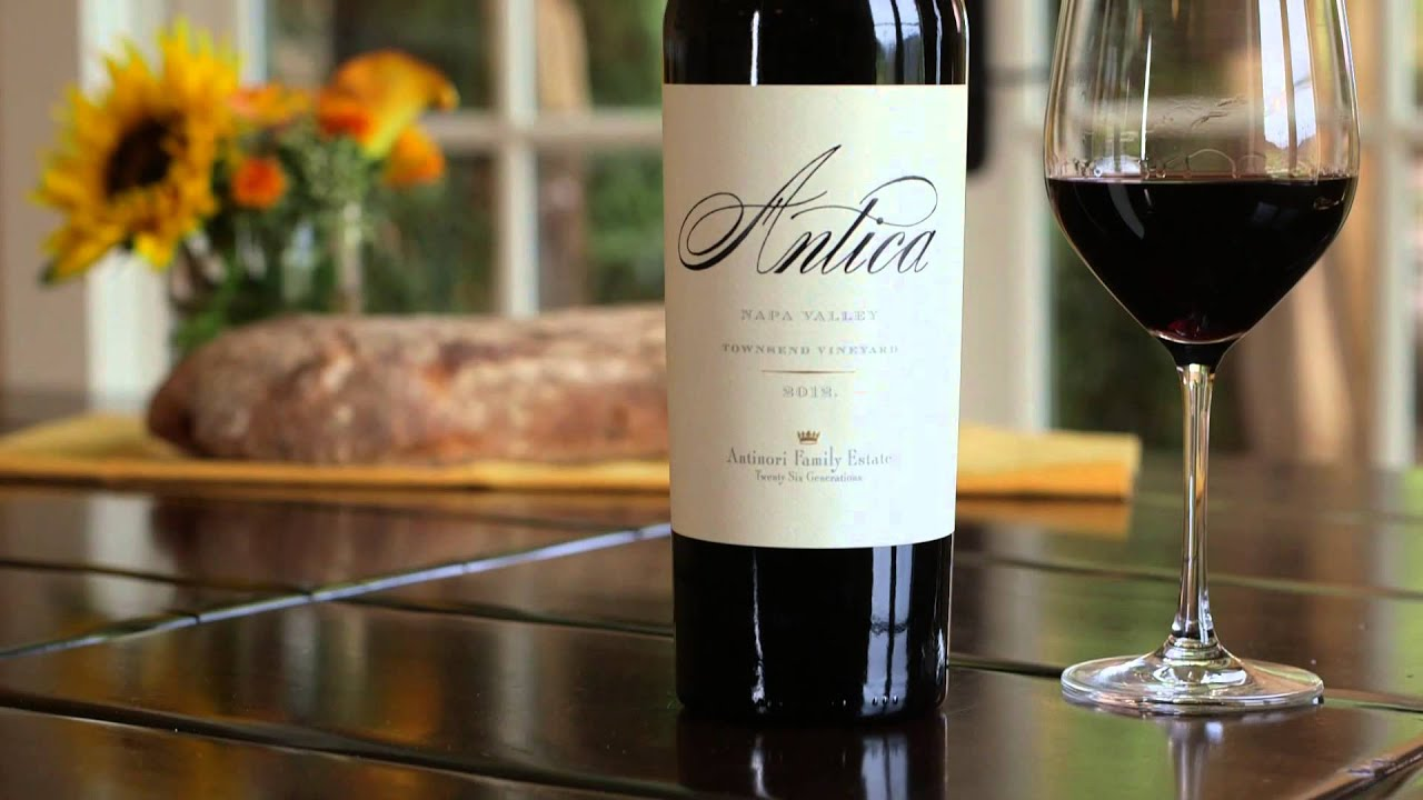 Antica Napa Valley - The Napa Wine Project