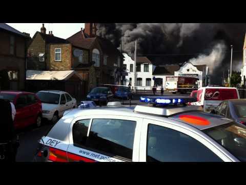 Walthamstow Fire