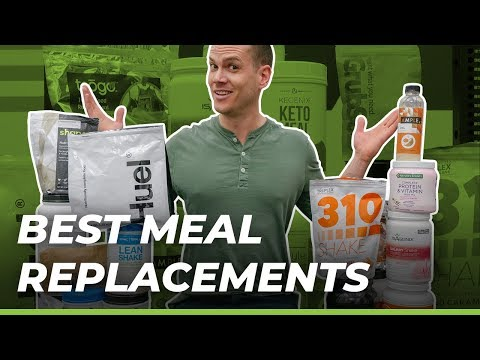Are Meal Replacements Good to lose weight