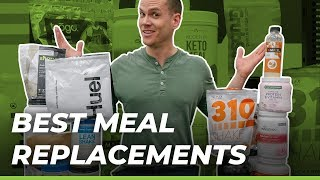 Best Meal Replacement Shakes for 2019 (UPDATED!) — What's Best for You?!