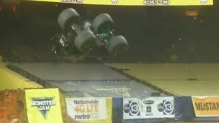 Monster Jam backflip compilation 2