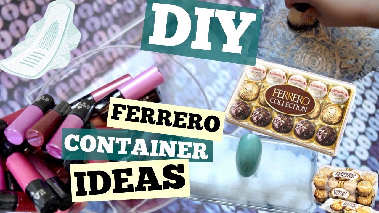wonderful Ferrero Rocher Box Diy Part - 13: YouTube Premium