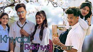 KHYAAL RAKHYA KAR - Asim Riaz & Himanshi Khurana | Preetinder | Ashul Garg | Latest Punjabi Song