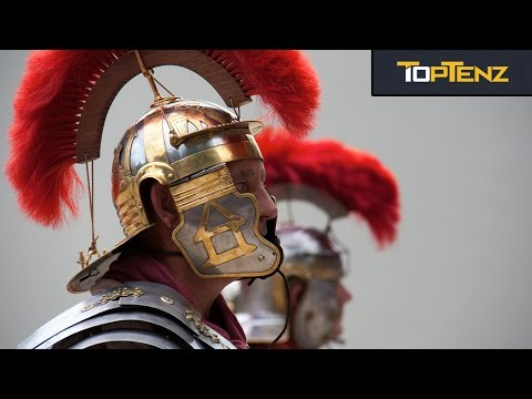 Top 10 Brutal Facts about the ROMAN LEGIONS