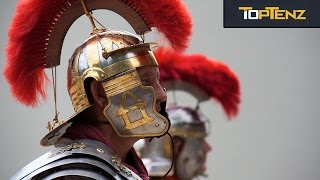 Top 10 Horrifying Facts about the ROMAN LEGIONS