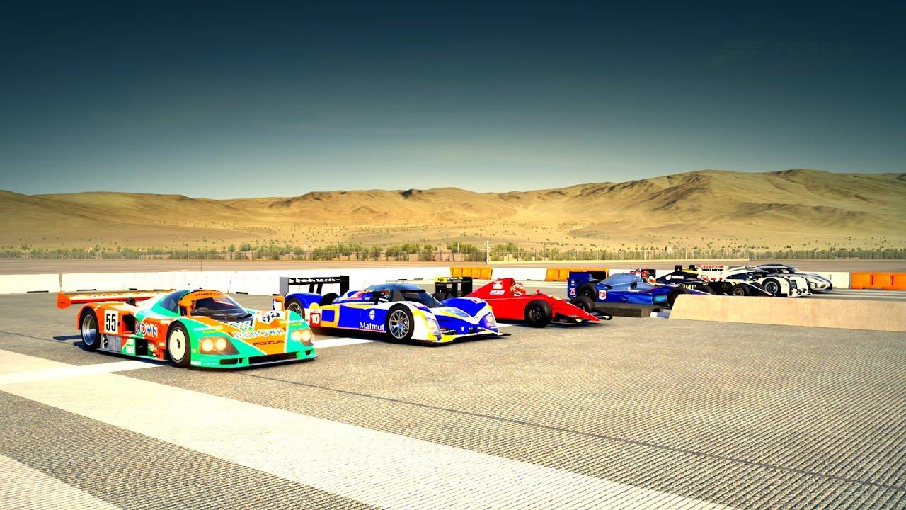 World\'s Greatest Drag Race! Koenigsegg One : 1 vs. All Race Cars ...