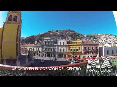 Hotel de la Paz I Guanajuato I MX Travel Guide