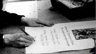 An Overview of the Calligraphy Heritage at Reed College