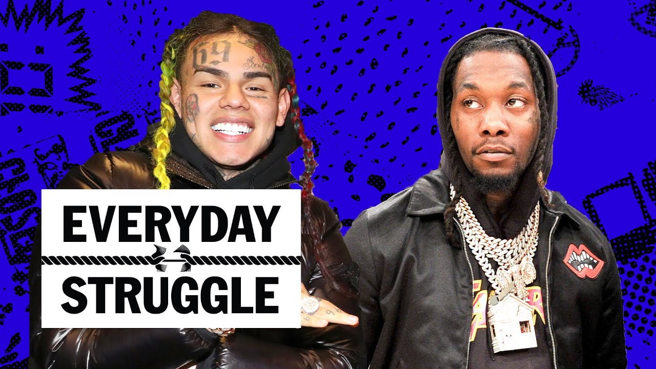 Offset Hacked, Fabolous & Casanova Check Shiggy, Trippie & 6ix9ine Beef Staged? | Everyday Struggle