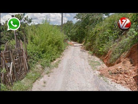 WhatsApp TV Voz - Tráfico no bairro Paraíso
