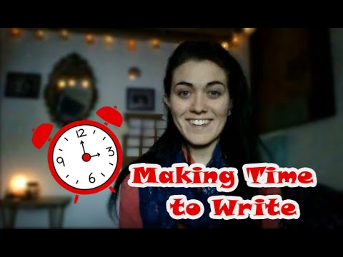 WRITER'S JOURNEY: MAKING TIME