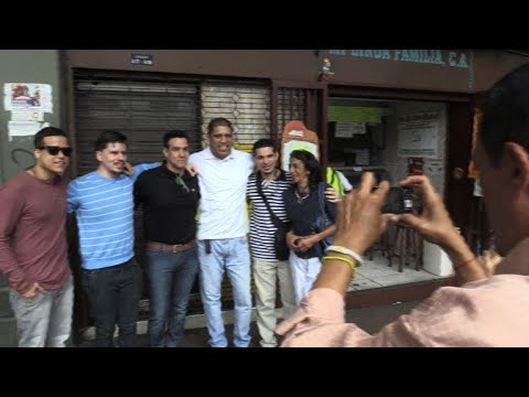 Freed Venezuelan prisoners demand release of opposition inmates