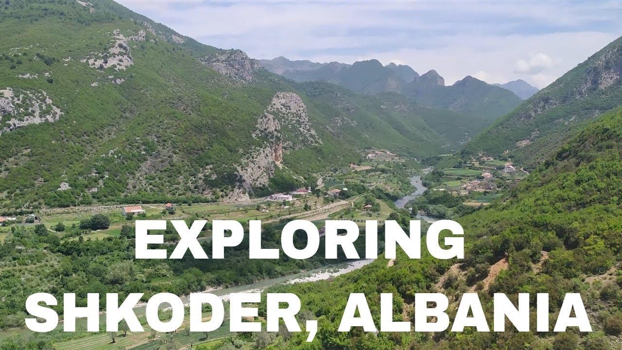Exploring Shkoder, North Albania 2021 | Vacation Countdown App