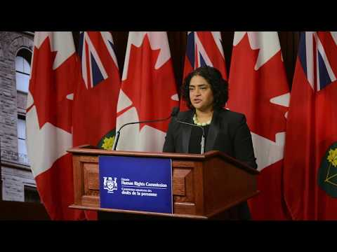 Ontario Human Rights Commission announces new legal action to further rights of prisoners