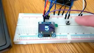 Arduino Motorbike Gear Indicator By Luke Hurst