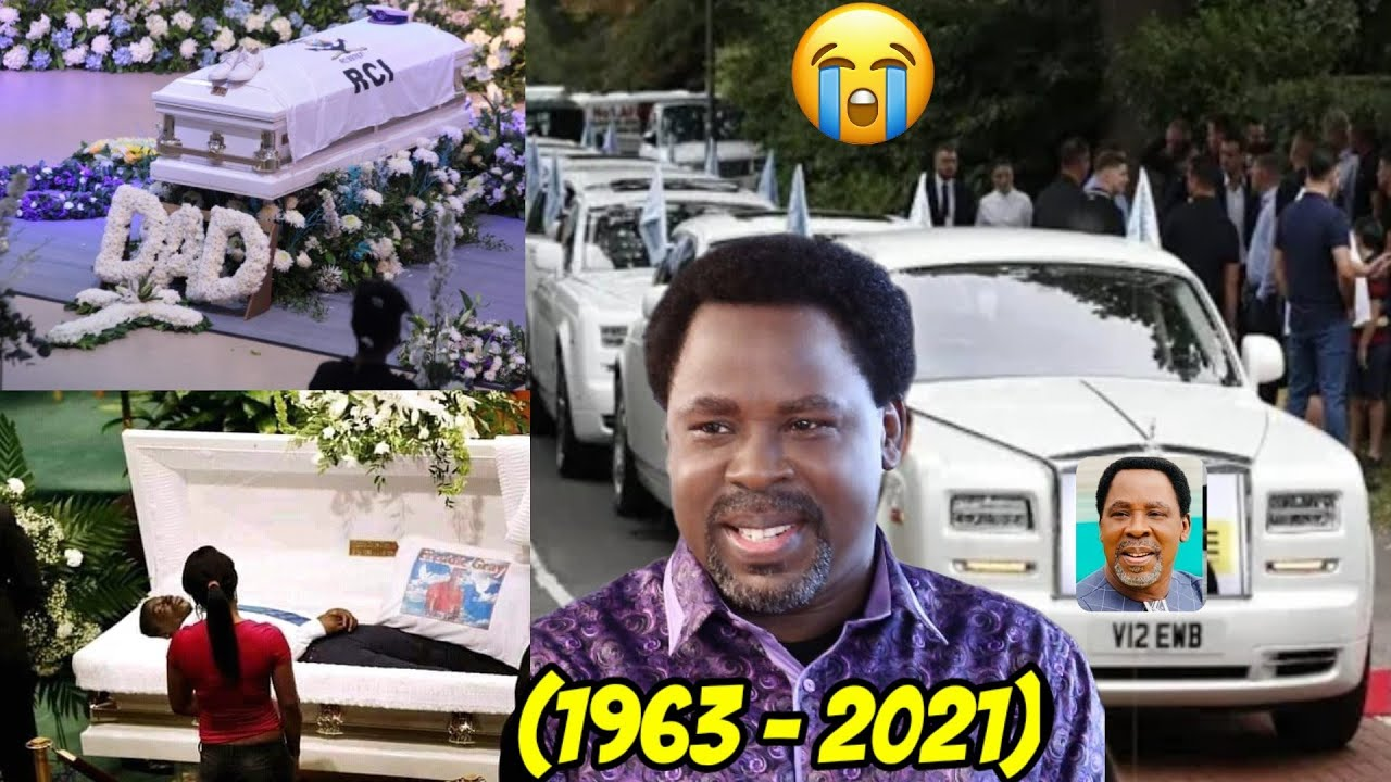 Download TB Joshua Body finally returns home for BURIAL today