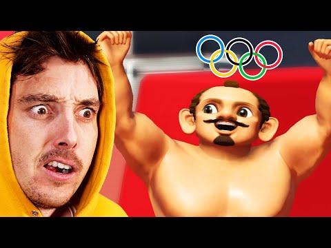 OLYMPICS 2021 is very broken