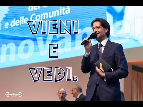 VIENI E VEDI, con testo, edizioni RnS 2016, canto di giubilo !!!