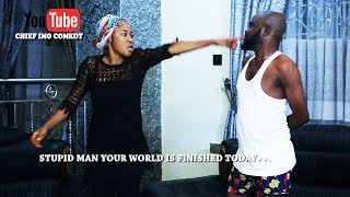 Omg chief imo was caught by sister maggi right at the scene episode 43 - Chief Imo Comedy