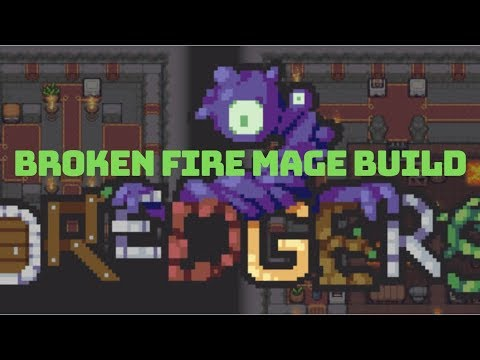 Dredgers: Insanely OP Fire Mage Build  