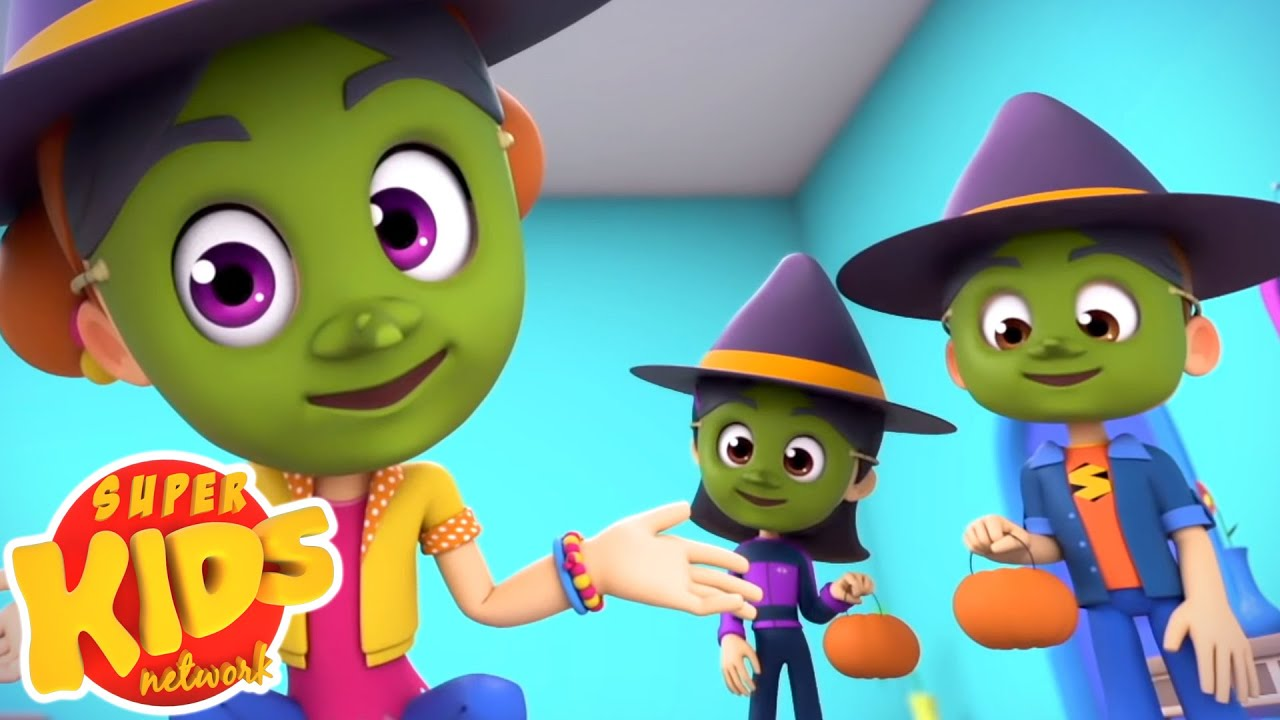 Download Knock Knock Who's There   Spooky Halloween Songs + More Kids Music from Super Kids Network