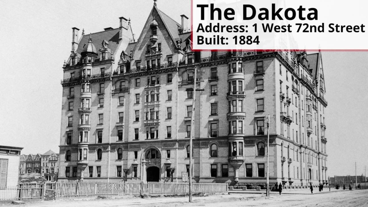 The 10 Oldest Surviving Apartment Buildings In NYC