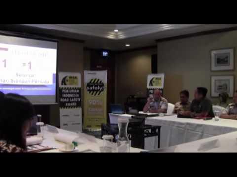 Indonesia Road Safety Award 2014: Kota Tangerang
