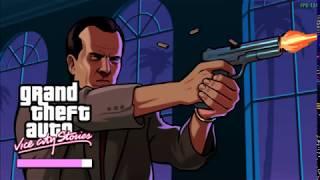 Gta Vice city stories PSP 10x resolução nativa