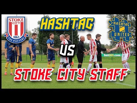 CAN HASHTAG WIN IN STOKE? (COLD & WET)