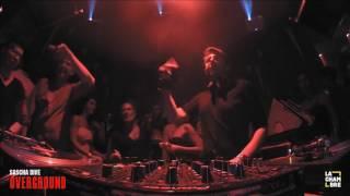 Sascha Dive | Overground Festival | La Chambre TV