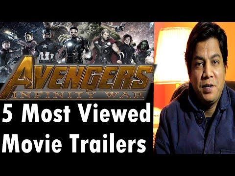 Top 5 most viewed movie Trailer (English Subtitles)