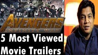 top 5 most viewed movie trailer english subtitles