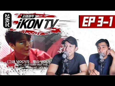 GUYS REACT TO 'iKON TV' EP. 3-1