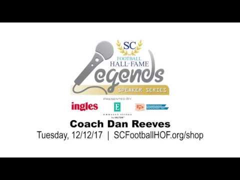 Legends Speaker Series w/ Dan Reeves Promo