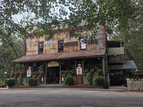 See Inside The Haunted Story Inn In Nashville, IN