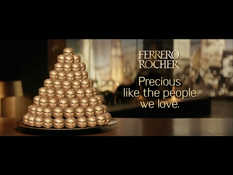 Ferrero Rocher Advert 2017 (CeeLo Green Parody)