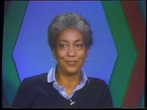June Jordan at the Brockport Writers Forum