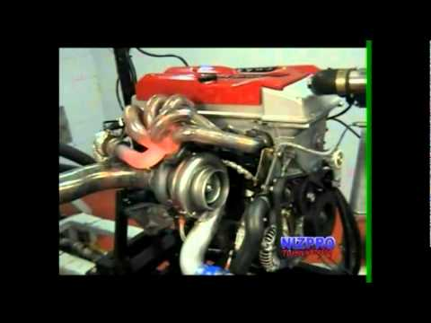 1000hp Ford XR6 Turbo Engine  YouTube