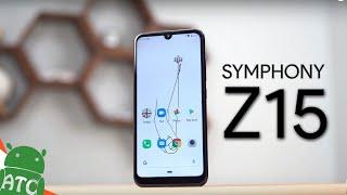 Symphony Z15 Bangla Review | Entry Level Flagship?