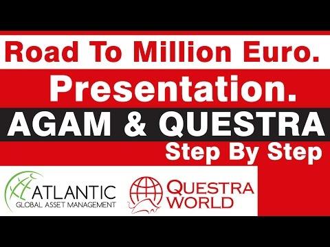 Questra - AGAM Full Presentation. (Road to Million EURO.)